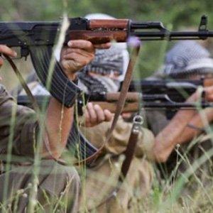 PKK'lılardan Van polis noktasına saldırı !