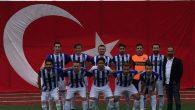 MHP İLÇE BAŞKANINDAN ASARİFİYE SPOR'U ZİYARET
