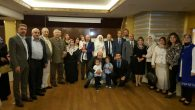 KIZILKAYA AİLESİ İSTANBUL'DA DÜĞÜNDE BULUŞTU
