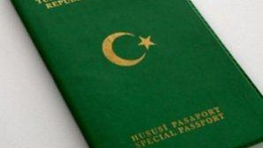 15 bin kişiye yeşil pasaport verilecek!