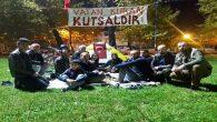HER AYIN 15'İNDE DEMOKRASİ ÇADIRI