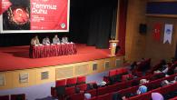 AKM'de 'Temmuz Ruhu' Konuşuldu