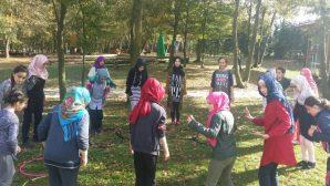Arifiye İmam Hatip Ortaokulu Öğrencileri Macerapark'ta