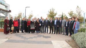 İlçe Belediyelerinin Sosyal İşler Birimlerinin Katıldığı Koordinasyon Toplantısı