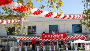 ADA AHİ SOFRASI ARİFİYE'DE HİZMETTE