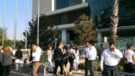 Antalya Ticaret ve Sanayi Odası otoparkında patlama