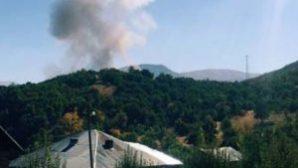 Bomba yüklü araçla saldırı: 18 şehit