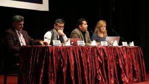 Kasım Kültür Sanat Etkinlikleri 'Halil İnalcık'ın Ardından' konulu panel ile devam etti.