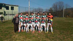 8.Haftada Beyaz Grupta Kışlaçay Spor 4 – 1 Karasuyalı Spor