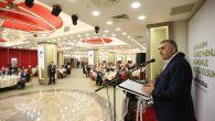 Başkan Zeki Toçoğlu, 24 Kasım Öğretmenler Günü dolayısıyla düzenlenen programda konuştu