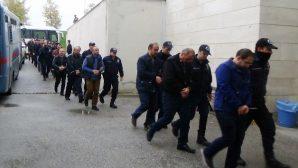 Sakarya'da FETÖ'den 30 şahıs adliyeye sevk edildi