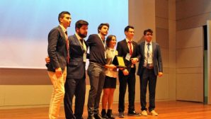 """Sakarya Üniversitesi Teknoloji Fakültesi """"Yeşil Kampüs"""" konulu çevre yarışmasından ödül aldı."""
