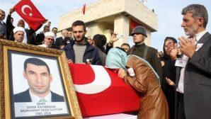 Şehit kaymakam Muhammet Fatih Safitürk'ün öğretmen eşi Ayşegül Safitürk konuştu