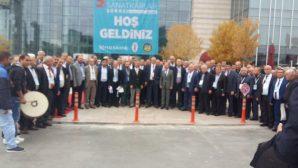SESOB Ankara'da Esnaf ve Sanatkarlar Şurasına Katılan En Kalabalık Birlik