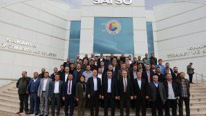 Büyükşehir Belediyesi, SATSO ve esnaf işbirliğiyle yeni bir dönüşüm çalışması başlatılıyor.
