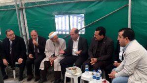 Anadolu Köy Korucuları ve Şehit Aileleri Konfederasyon Başkanı Arifiye'de