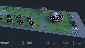Yerel Kültür Derneği'nden Otağ Çadırı Projesi