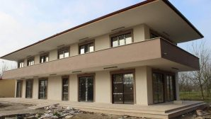 Arifiye Semerciler Mahallesinde yapılan Sosyal Tesis Binası tamamlandı…