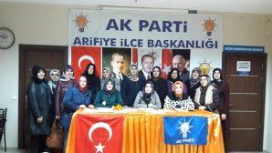 YERLİ MALI HAFTASINDA HAYIR ÇADIRI