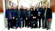 CHP'DEN ARİFİYE MUHTARLAR DERNEĞİNE ZİYARET