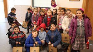 Arifiye Hanlı İlköğretim Okulu Öğrencileri Büyükşehir SGM'de