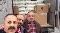 ARİFİYE TRABZONLULAR DERNEĞİNDEN HALEP'E YARDIM