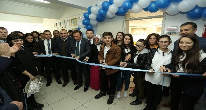 """Samsun-Canik'te """"Şehit Kaymakam Muhammed Fatih Safitürk Edebiyat Atölyesi"""""""
