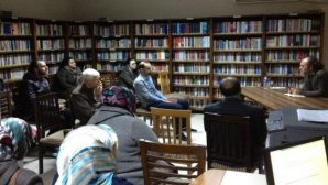 """Yazar Aykut Ertuğrul, """"Edebiyat dediğimiz şey okumakla başlar"""""""