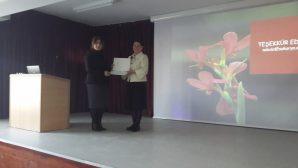 """SAÜ'de """"Emzirmenin aileye, topluma ve çevreye katkıları"""" konulu seminer düzenlendi"""