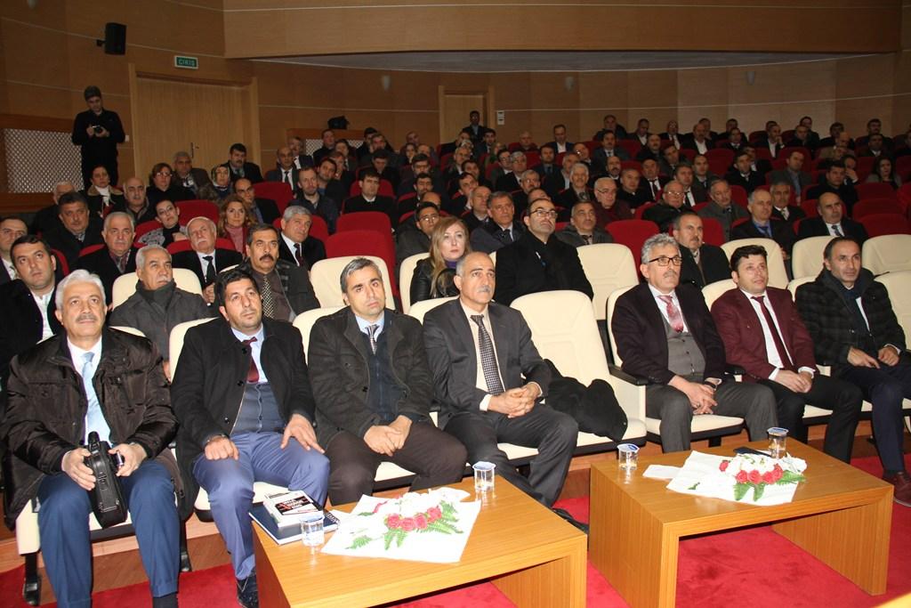Okul Müdürlerine Konferans