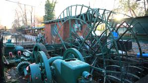 Şehrin simgesi olan Çark yeniden restore edilecek