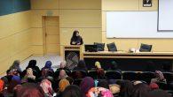 Bosna Savaşı ve Aliya İzzetbegoviç konulu konferans düzenlendi