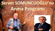 """AÖL' Mezunu Avukat Alirıza Acartürk 'ten """"Servet Somuncuoğlu'nu Anma"""" programına çağrı"""
