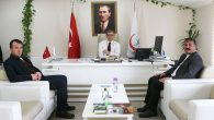 Başkan Karakullukçu'dan KHBGS'ye Ziyaret