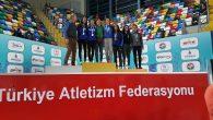 Arifiye Gençlik Spor Kulübü Salon Atletizm Şampiyonasına Katıldı