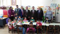 Arifiye Neviye İlkokulunda Karne Heyecanı