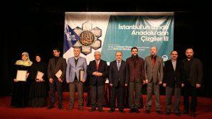 İstanbul'un İzinde Anadolu'dan Çizgiler