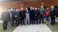 BAKAN YARDIMCISI ARİFİYE'Yİ MAHALLE,MAHALLE GEZDİ