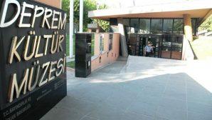 Deprem Müzesi'ni  26 bin kişi ziyaret etti
