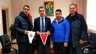 Arifiye Atılgan Spor Klubünden Kaymakamımıza Ziyaret