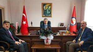 Arifiye Belediye Başkan Yardımcıları Ziyarette