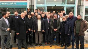 Vali Coş, Milli İrade Platformu İstişare Toplantısına Katıldı