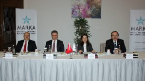 Vali Coş'un da katıldığı MARKA Ocak ayı Toplantısı Yalova'da gerçekleştirildi.