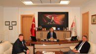 Başkan Karakulukçu Aile ve Sosyal Politikalar İl Müdürünü ziyaret etti