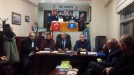 ARİFİYE AK PARTİ DE HAFTALIK TOPLANTILAR