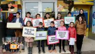 Sakaryalı çocuklardan El-Bab'a mektup