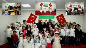 Türkiye sevgilerine karne sevinci eklendi