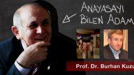 Prof.Dr.Burhan Kuzu, Sakarya'ya geliyor