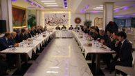 MEB Müsteşarı Tekin, Eğitim Yöneticileriyle Biraraya Geldi.