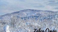 Kışlaçay'dan beyaz güzellik fotoğrafları